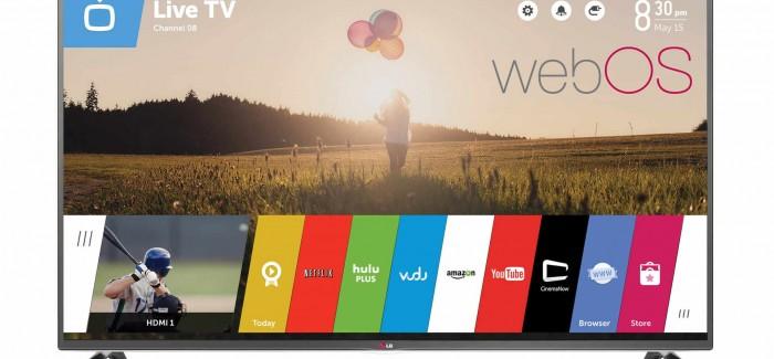 LG va dévoiler webOS 3.0 au CES 2016