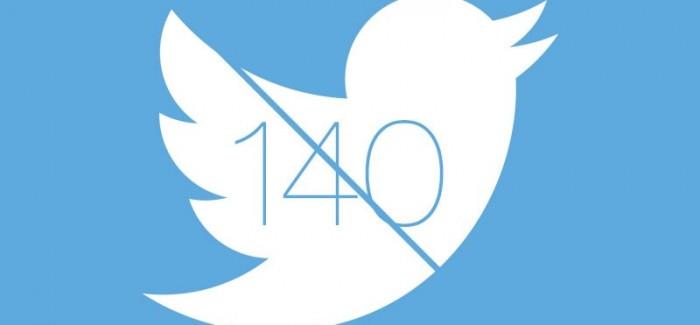 Twitter veut arrêter la limite des 140 caractères par tweet