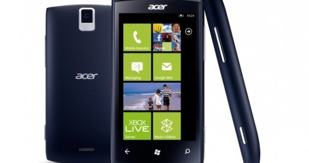 Microsoft en accord avec Acer pour préinstaller ses apps mobiles