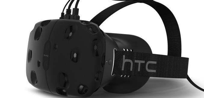 Pré-commande du casque HTC Vive à 899 euros