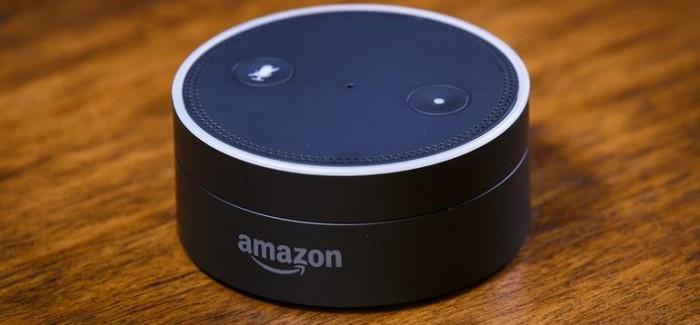 Echo Dot: le nouvel assistant d'Amazon à petit prix
