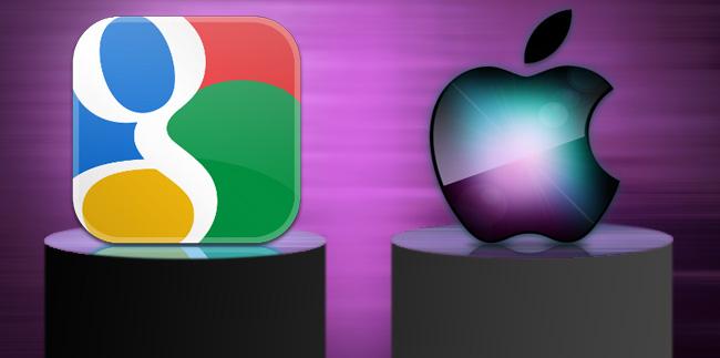 Les géant de la Tech (Apple et Google) envahiront nos véhicules