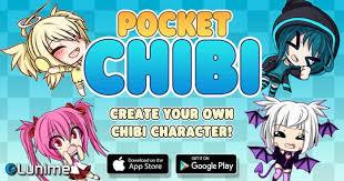 Présentation du nouveau jeu Pocket Chibi